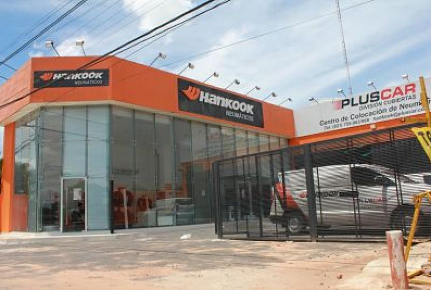 Red Hankook MRA / Plus Service